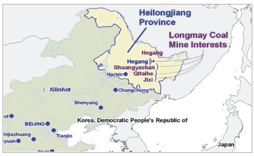 cft holdings mine areas