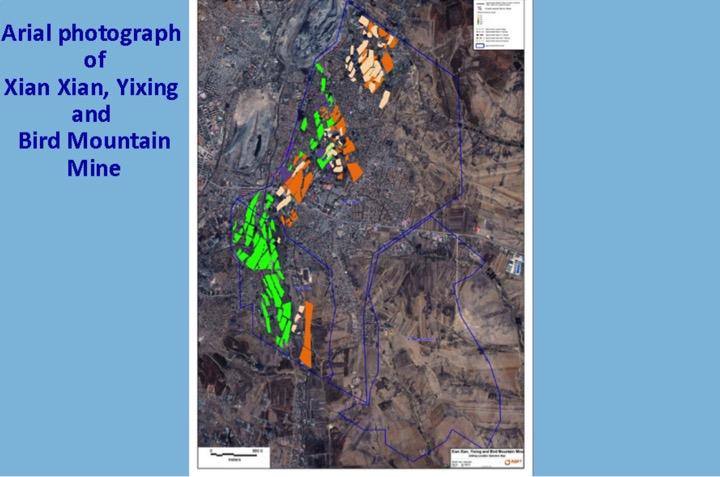 cft holdings xian xian yixing bird mountain mine