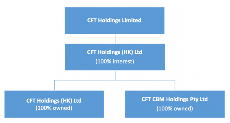 CFT Holdings organisation